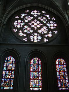 Lausanne Cathedral-05 - Lausanne Cathedral - Wikipedia, the free encyclopedia