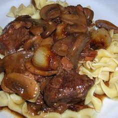 Leftover Pot Roast Boeuf Bourguignon
