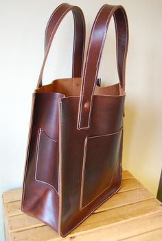 Tote Bag - JAW Leather Goods