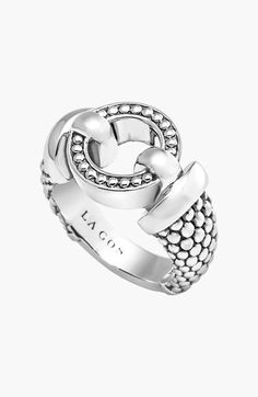 Lagos 'Enso' Caviar™ Ring available at #Nordstrom