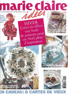 Book Making, Cross Stitch, Magazines, Crafts, Comme, Ph, Doll, Watch, Knitting