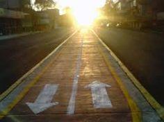 El camino es de ida y vuelta... ¿voy o vengo?
