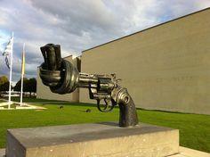 Peace Museum, Caen, France 2011