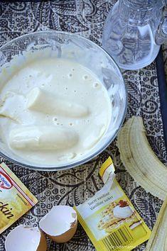 beslag- pisang goreng Dutch Recipes, Asian Recipes, Smoothie Recipes, Snack Recipes, Food Porn, Asian Snacks, Indonesian Cuisine, Indonesian Recipes, Baked Banana