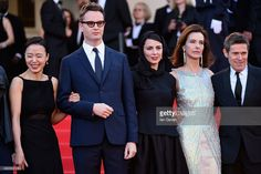 Jury Members Do-yeon Jeon, Nicolas Winding Refn, Leila Hatami, Carole Bouquet and Willem Dafoe attend the Closing Ceremony and 'A Fistful of Dollars' screening during the 67th Annual Cannes Film Festival on May 24, 2014 in Cannes, France.