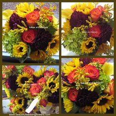 Wedding Flowers, Ct. Bakes and Baldwin: October 2010
