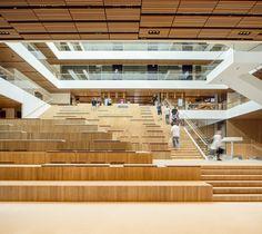 Gallery of KESKO Corporation Head Office / JKMM Architects - 1