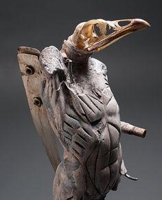 Ron Pippin, Birdman