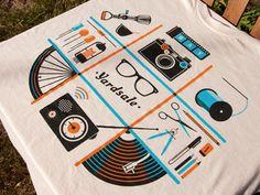 Yardsale Shirt by Riley Cran