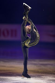 Julia Lipnitskaia, Russia, Black Figure Skating / Ice Skating dress