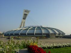 Parc Olympique (Olympic Park), Montreal, Canada