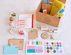 Vintage Ephemera and Packaging Supplies