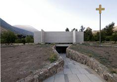 CAPILLA DEL RETIRO  INTERNATIONAL PRIZE FOR SACRED ARCHITECTURE 2012 - WINNER  ILLAPEL/CHILE/2009