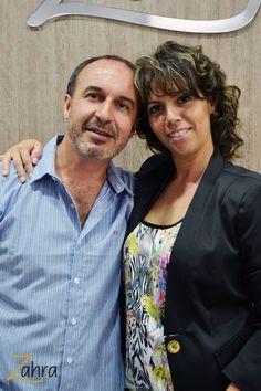 Monica e Aldori...