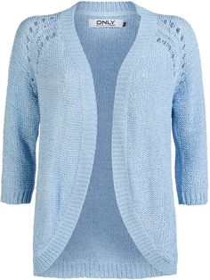 Only Cardigan - Cashmere Blue