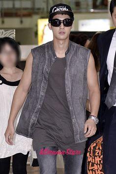 Kim Hyun Joong Returning to Korea After Finishing 'Outdoor Live & Fireworks in Akarenga, Japan' [Sep 15]
