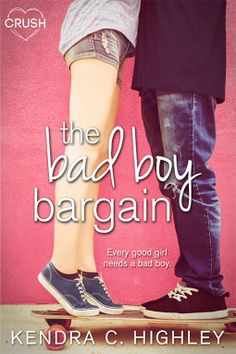 Random Things in Action: Review: The Bad Boy Bargain by Kendra C. Highley
