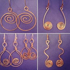 I do so love copper especially when it catches the sun.  #fortheloveofcopper #copperearrings #SandmanMetals #copper #copperjewelry #copperwire #wirewrapped #thenarcolepticjeweler #wireearrings #ilovecopper #copperlove #copperjewellery #etsyshop #etsy #etsyseller