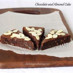 Chocolate & Almond Cake.