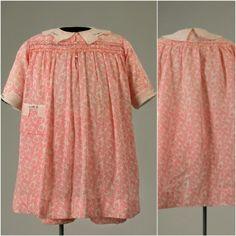 Bloomer dress 1920-1940