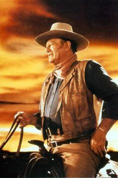 "John Wayne Western The Duke /"" it/'s even/"" Quote Large Matted Photo # pb1"