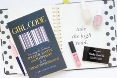 The Trendy Sparrow: Boss Babe Book Club Selection: Girl Code