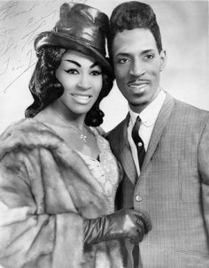 Ike & Tina Turner, we figured out what suppressing the black male does to the mind. On Air Radio, Ike And Tina Turner, Ike Turner, Vintage Black Glamour, Pop Rock, Black Celebrities, Celebs, Black Actors, Black History Facts