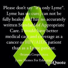 Chronic Lyme