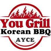 Full You Grill Korean BBQ restaurant menu for location 79680 La Quinta, CA Korean Bbq Menu, Korean Bbq Restaurant, Cool Restaurant, California Restaurants, Food Humor, Drawing For Kids, Food Videos, Grilling, Words