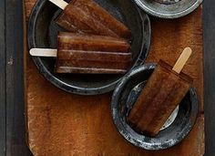Dirty Pirate Popsicles! They're made with Coke, Captain Morgan ...