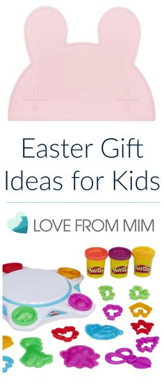 Babys first easter gift ideas easter kids easter gift ideas negle Image collections