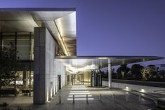 Norval Foundation is situated on the slopes of the Constantiaberg Mountain, in the heart of the Constantia Winelands, with panoramic views across vineyards and mountains. Foundation, Urban Design, Landscape Architecture, Pavilion, Architects, Concrete Facade, Museum, Studio, Gallery