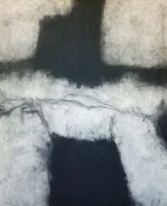 Douglas A. Kinsey: As If Things Were Less Spoken Of 5, 2012 Charcoal