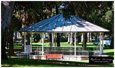 Gazebo at Sylvan Park
