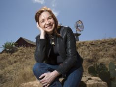 Believer among the skeptics: A Canadian's crusade to convert Christians to climate change belief. A photograph of Katharine Hayhoe, an atmospheric scientist and associate professor of political science at Texas Tech University, where she is director of the Climate Science Center.