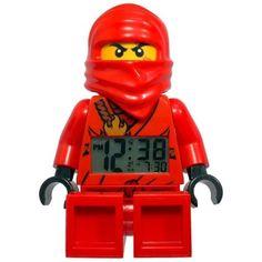 Lego Children's Ninjago Clock 9006784