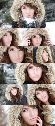 Laura C. Photography 2013 | Winter photo shoot | Winter pictures | Winter Senior Poses