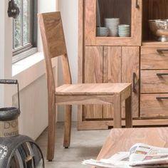 Teakholzmöbel küche  Buffet -Aufsatz Grado - recyceltes Teakholz massiv | Teakholzmöbel ...