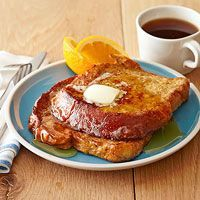 Spiced French Toast | http://www.rachaelraymag.com/recipe/spiced-french-toast/