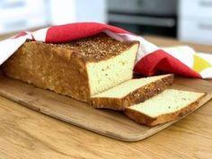 Naturligt glutenfritt rostbröd