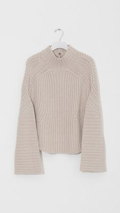 Soyer Cropped Army Sweater | The Dreslyn