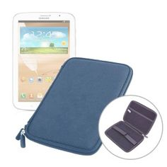 "DURAGADGET 7"" Water And Impact Resistance Carry Case For Samsung Galaxy Tab 3 7.0"