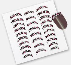 Лепенки за нокти от Avon