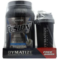 Dymatize Elite Fusion 7, 2.91 Lbs.   - Protein Blends  - Protein Powders  - fitbodylifestore.com - ON SALE $29.75