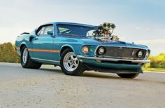 1969 Ford Mustang Mach 1 - Mach on the Wild Side