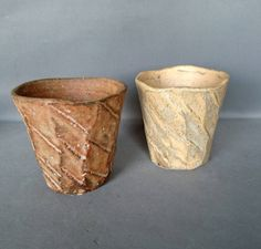 Set of 2 bowls, Mashiko - Japan de la boutique NOEMASA sur Etsy