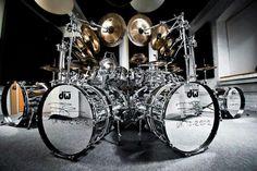 Custom DW Drum Kit