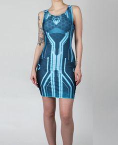 SUBSONIC DRESS