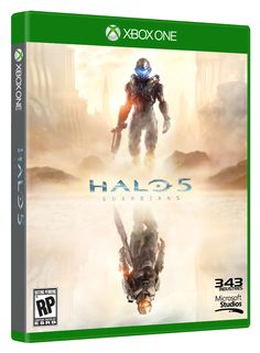 Microsoft and 343 Industries announced Halo 5: Guardians! What do you think of the box art for Halo 5? http://www.gamerassaultweekly.com/2014/05/16/halo-5-guardians-announced/