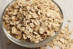 Keep oats on hand so you can try some of these handy household hacks for cleaning, skincare, crafts and more! Oatmeal Soap, Oatmeal Cookies, Holistic Nutritionist, Granola Bars, Safe Food, You Nailed It, Food Processor Recipes, Almond, Protein